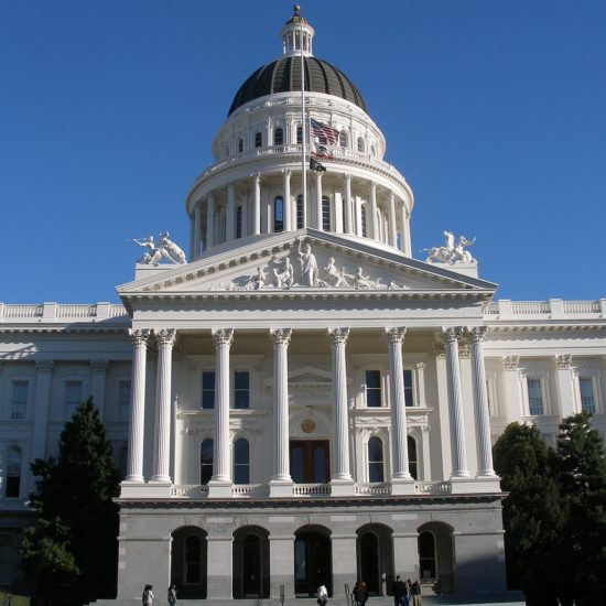 California Legislature Building