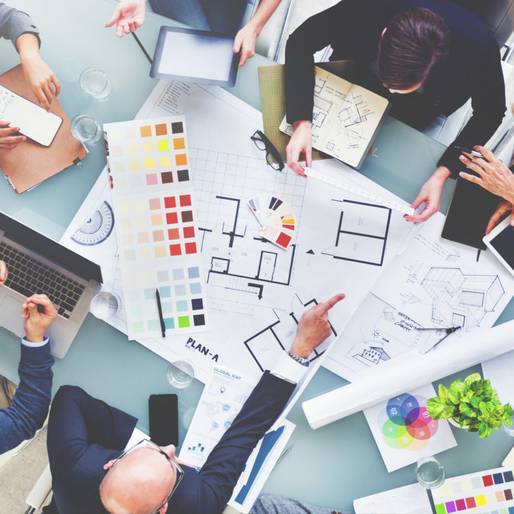 Design Team Planning for a New Logo Design